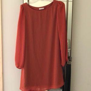 """Dresses & Skirts - """"Promod"""" Boutique dress. Burnt Orange color"""